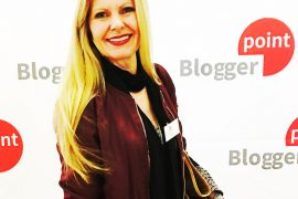 Renate Zott Bloggerpoint - der Event
