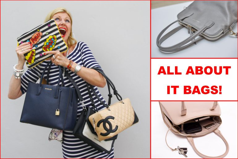 All about IT BAGS.