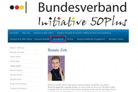 Bundesverband Initiative 50Plus, Bestzeit Plus, Demografie, Rente