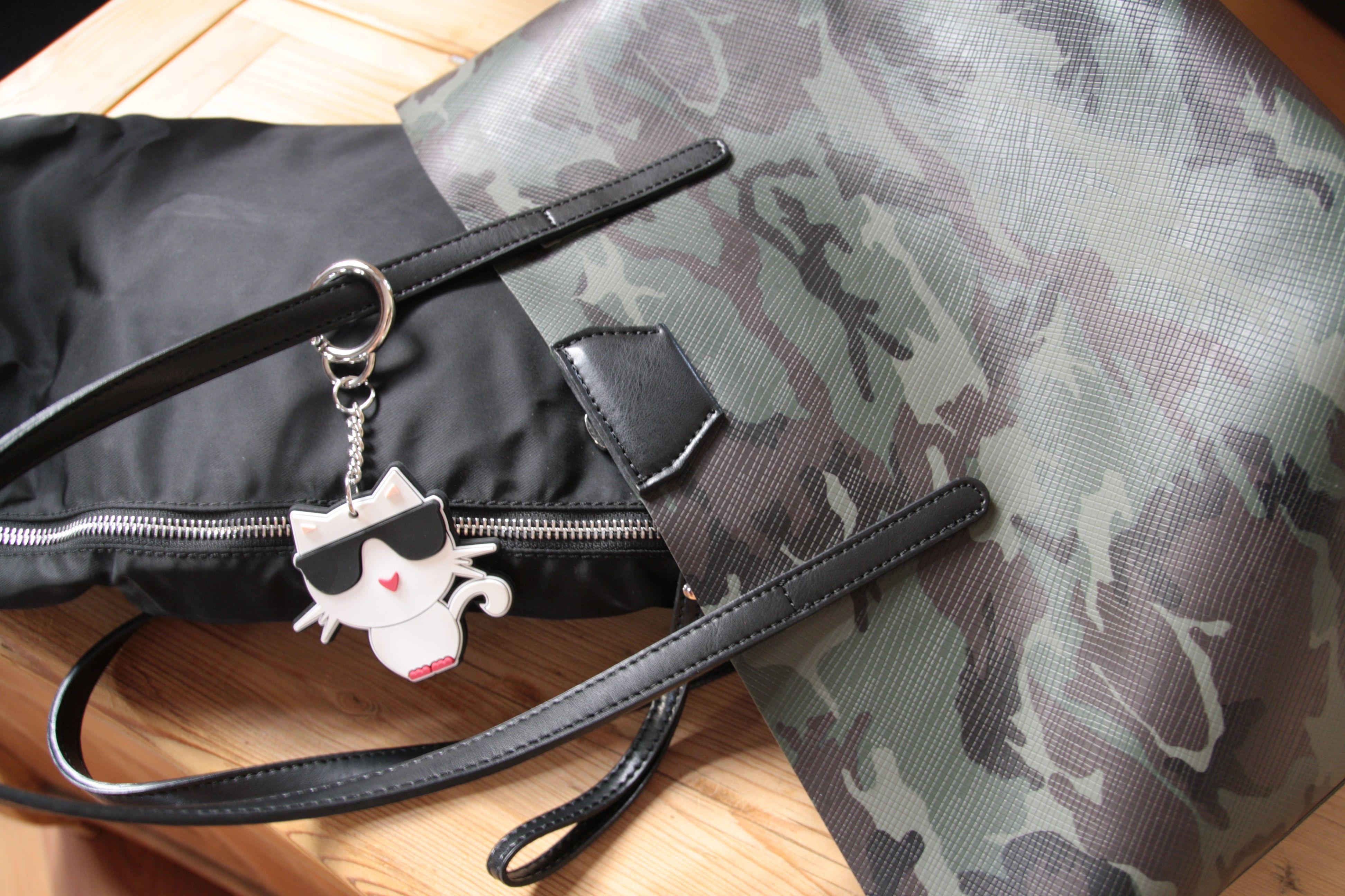 tipp des monats organizer f r die handtasche innentasche. Black Bedroom Furniture Sets. Home Design Ideas