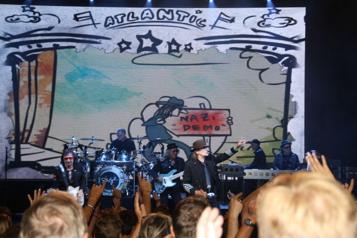 Udo Lindenberg @Rockliner