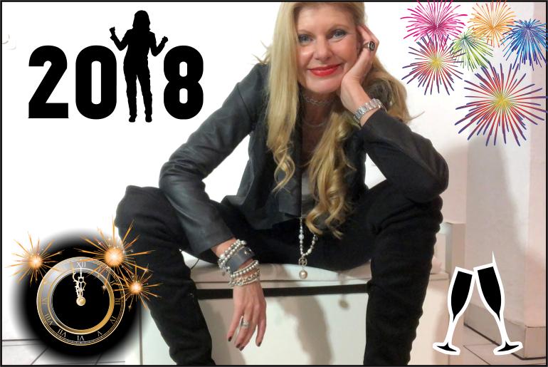 Auf ein fantastisches neues Jahr!