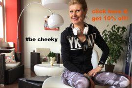be Cheekily - Renate Zott
