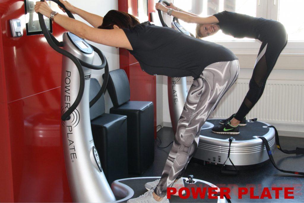 Renate Zott - Power Plate