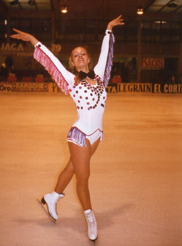 Wie ich Eiskunstläuferin wurde