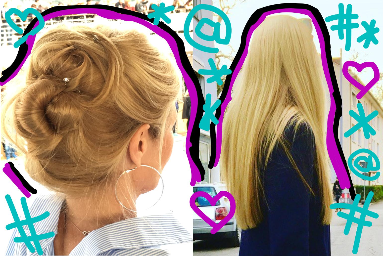 Bezaubernd Haartrends 2017 Farbe Das Beste Von So High - So Long!