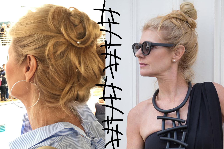 Haar Trends 2018 Haare Hochgesteckt Flechtwerke Zopf