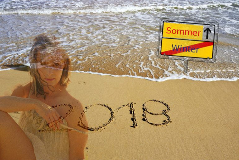 Waiting for the summer?  – here we go !