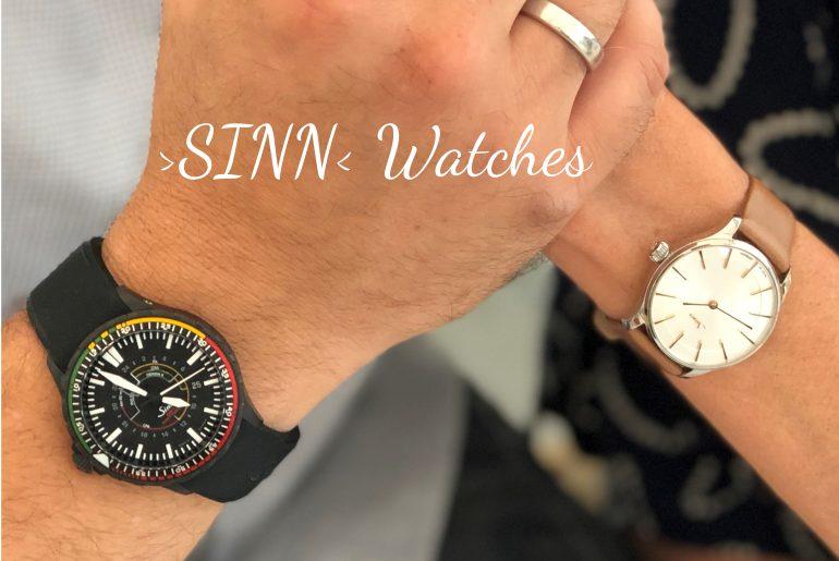 "Watch on ""SINN""!"