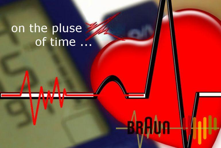 Time pressure, air pressure …. blood pressure?