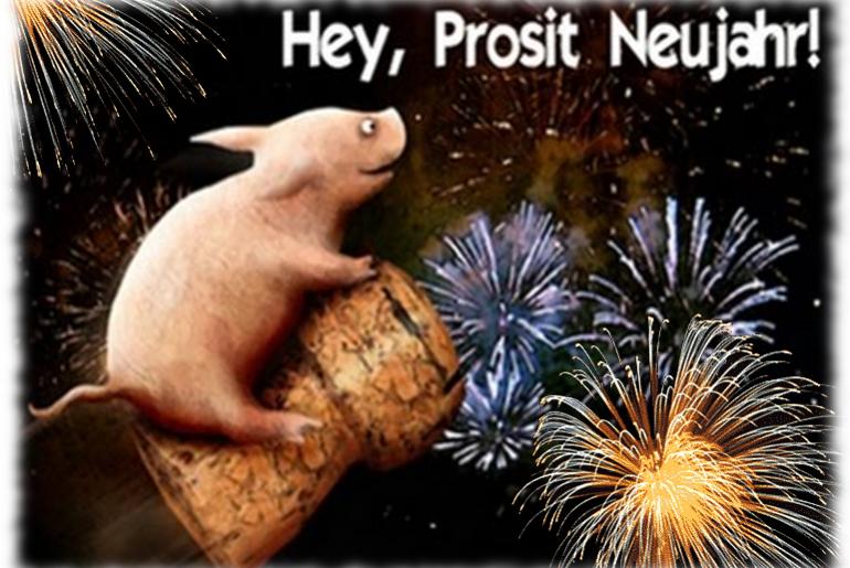 Happy New Year – cheers!