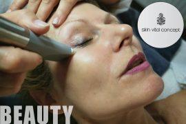 skin vital concept