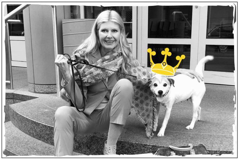 Our (senior-) Princess
