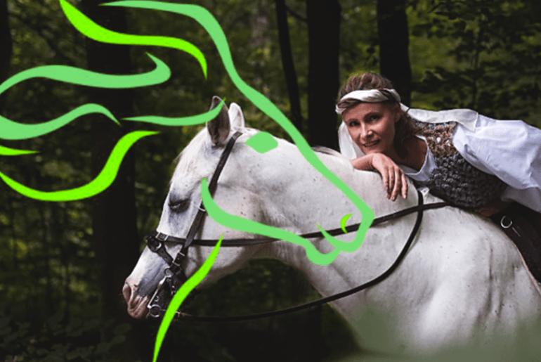 Horse summer a la Robina Hood