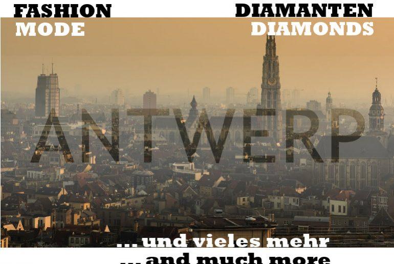Visit Antwerp in 24 hours