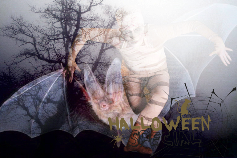Halloween – alternative locations and costume ideas
