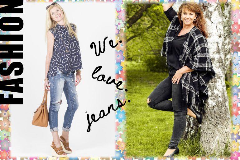 We.love.jeans! – also Curvy Model Manuela