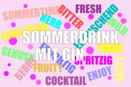 Gin Longdrink