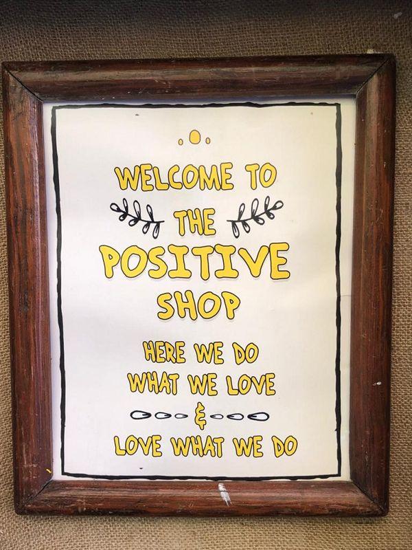 Positiv Shop