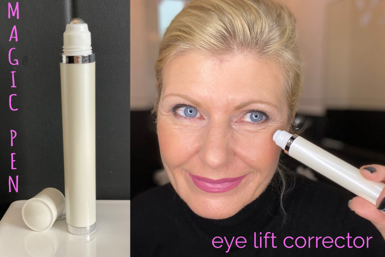 eye lift corrector
